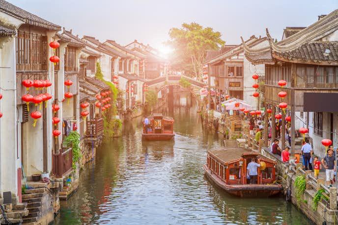 中国おすすめの観光都市「蘇州」