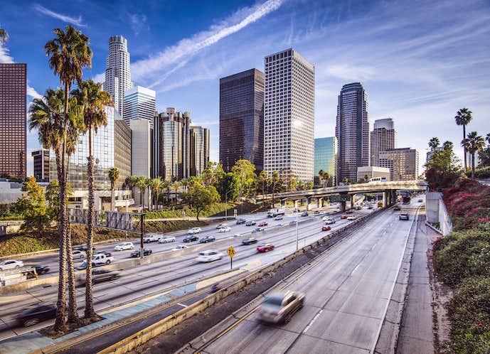 アメリカのおすすめ観光都市「ロサンゼルス」