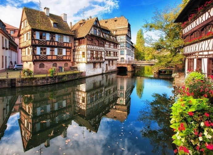フランスでおすすめの観光地はストラスブール