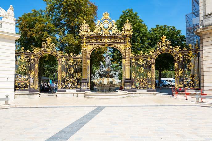 フランスでおすすめの観光地はナンシー