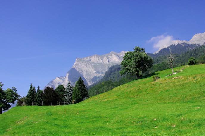 スイスでおすすめの観光地はハイジの村