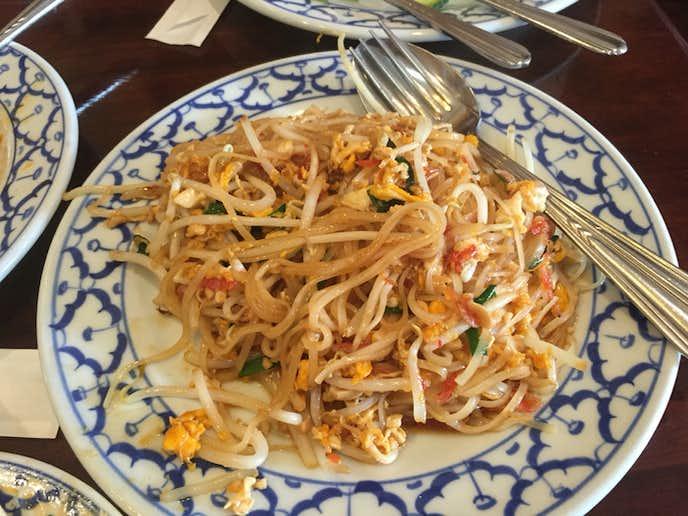 北千住ライカノの美味しいタイ料理ランチ