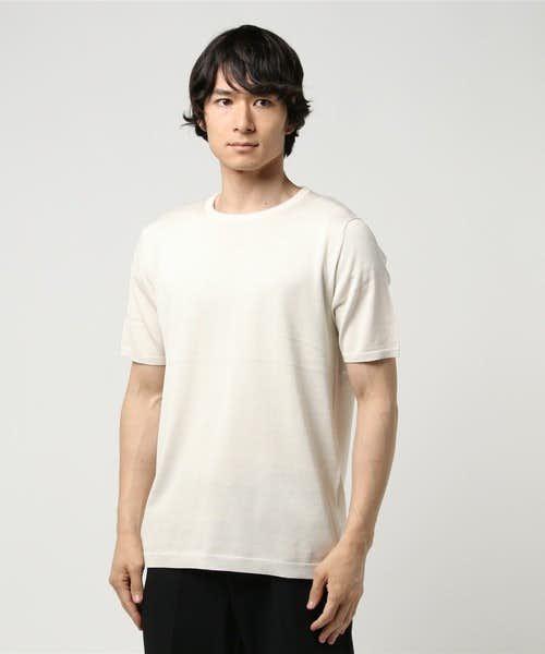 エストネーション_ニットTシャツ