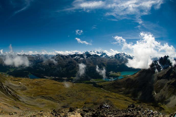 スイスでおすすめの観光地はピッツ・ネイル