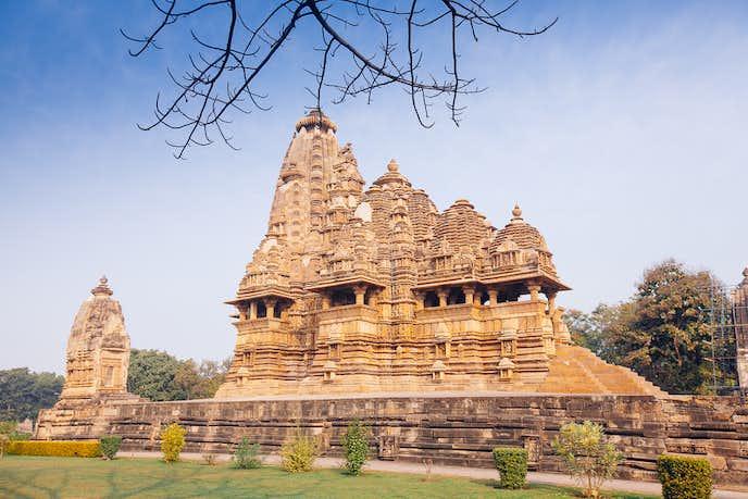 インドでおすすめの観光地はカジュラホ建造物群