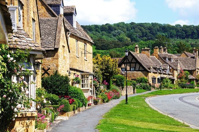 イギリスでおすすめの観光地はコッツウォルズ