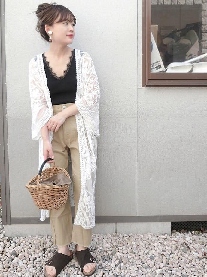 20代女性におすすめのお見合い服装コーデ3