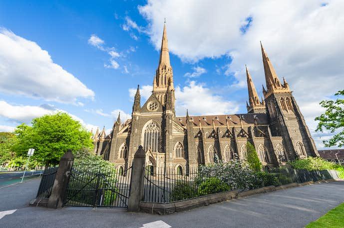 メルボルンでおすすめの観光地はセント・パトリック大聖堂