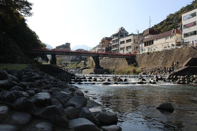 箱根でおすすめの観光地は早川
