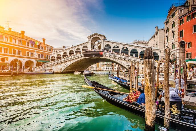 ベネチアでおすすめの観光名所