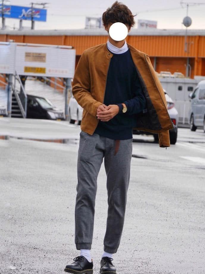 20代男性におすすめのお見合いの服装3