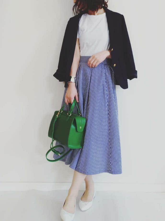 30代女性のお見合いの服装画像4