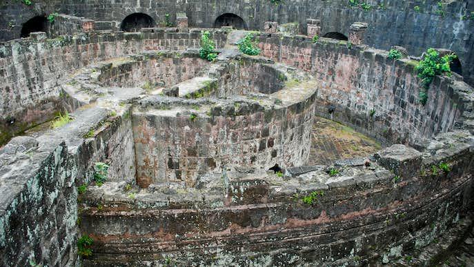 マニラでおすすめの観光地はイントラムロス