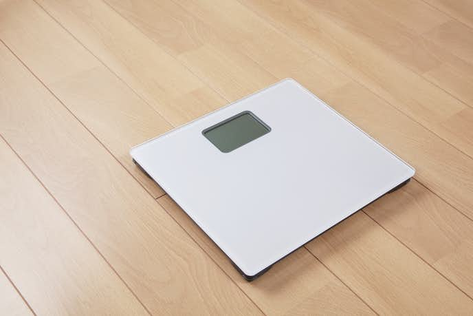 体重計の選び方でデザイン