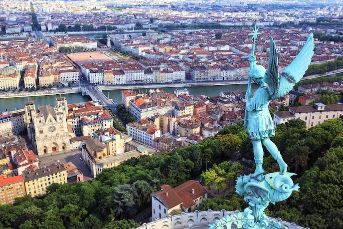 フランスでおすすめの観光地はリヨン