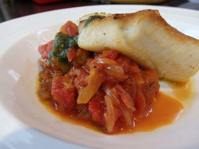 ル・コントワール・ドゥ・レジオンの美味しいフレンチランチ