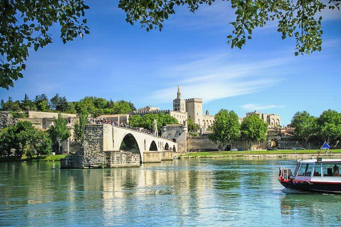 フランスでおすすめの観光地はアヴィニョン