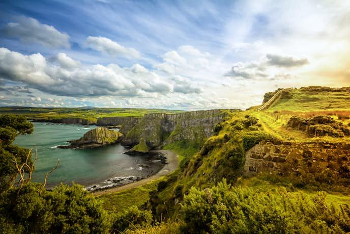 アイルランドでおすすめの観光名所