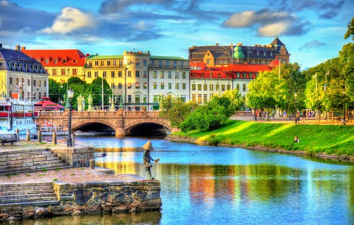 スウェーデンでおすすめの観光名所