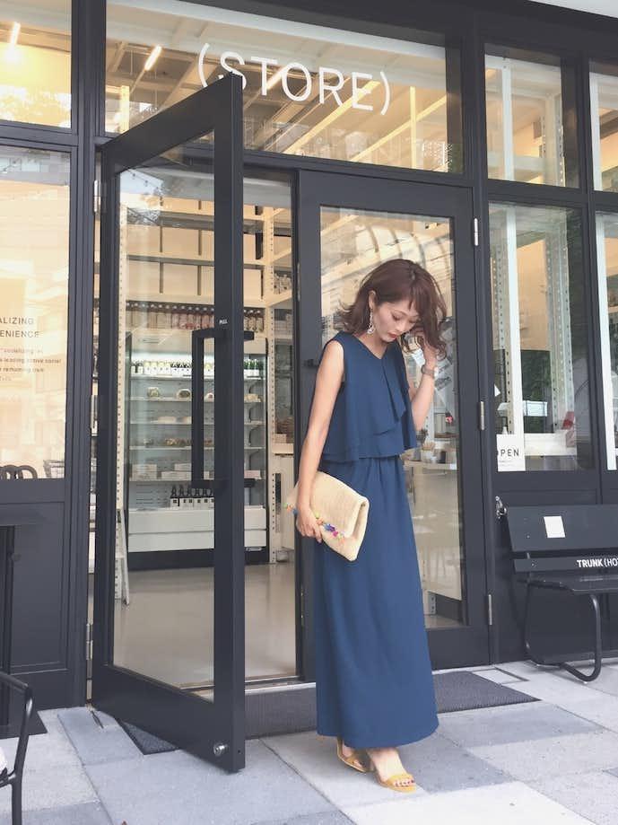 30代女性のお見合いの服装画像5