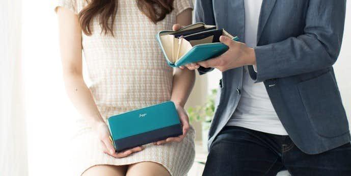 男性のプレゼントにJOGGOのカスタム財布