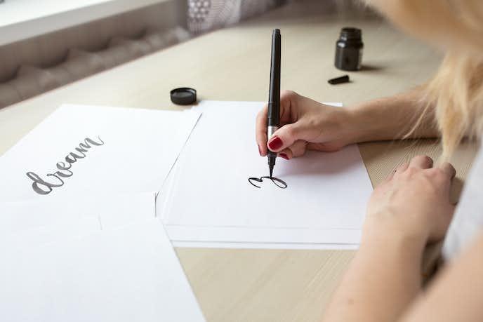 筆ペンのおすすめ
