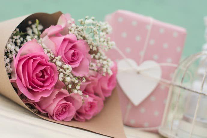 彼女へのクリスマスプレゼントに贈りたい花束