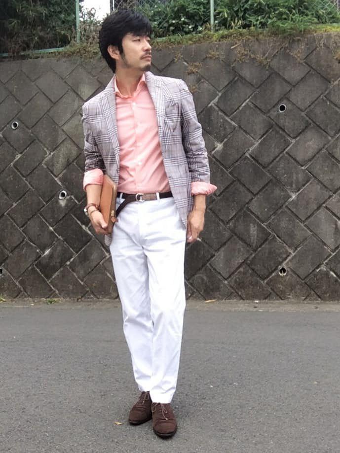 40代男性におすすめのお見合いの服装3