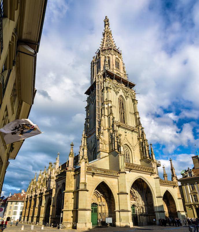 スイスでおすすめの観光地はベルン大聖堂