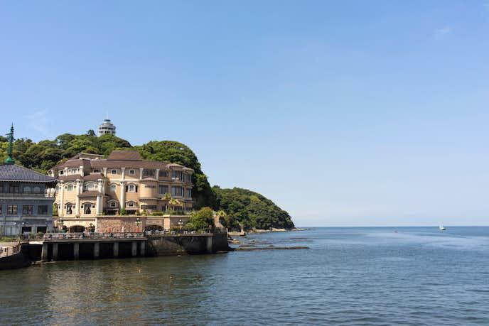 江ノ島でおすすめの観光地は江の島アイランドスパ