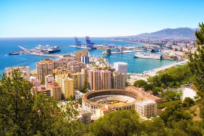 スペインでおすすめの観光地はマラガ