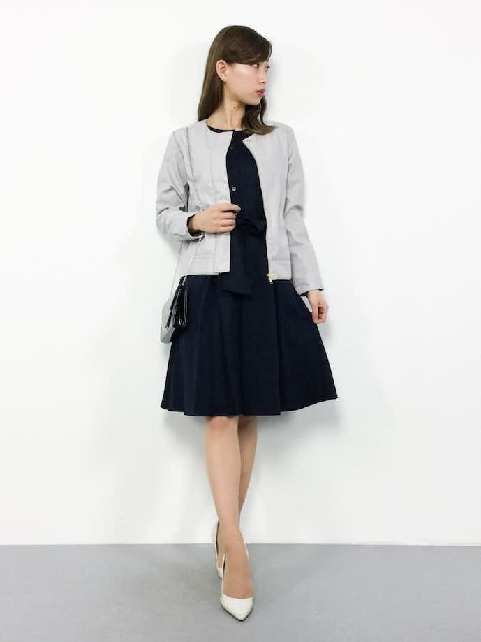 30代女性の冬のお見合いの服装3