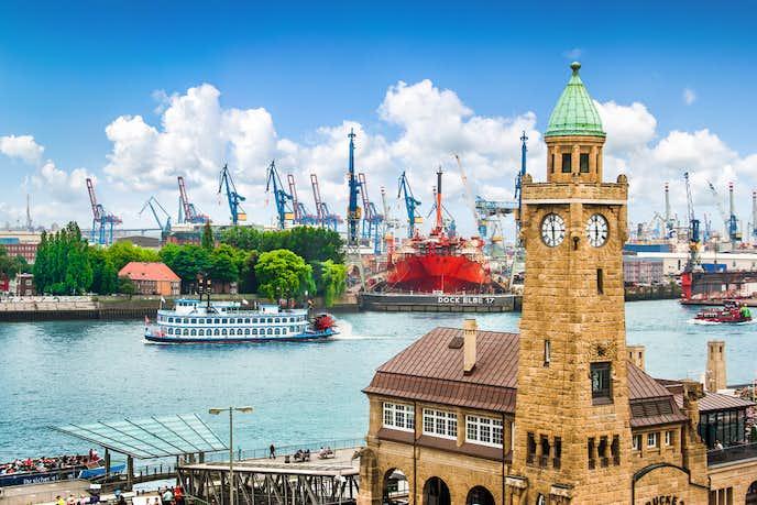 ドイツでおすすめの観光地はハンブルク