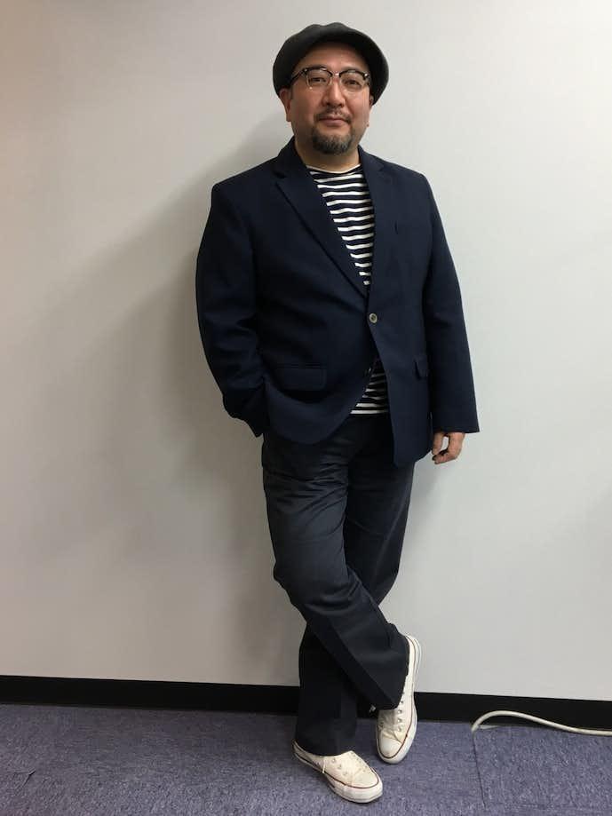 40代男性におすすめのお見合いの服装1