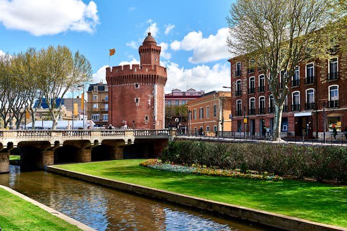 フランスでおすすめの観光地はペルピニャン
