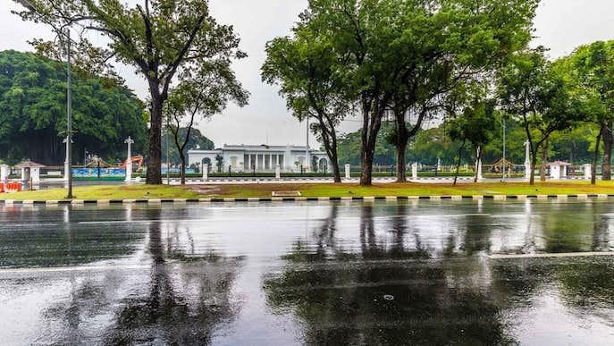 インドネシアでおすすめの観光地はムルデカ宮殿