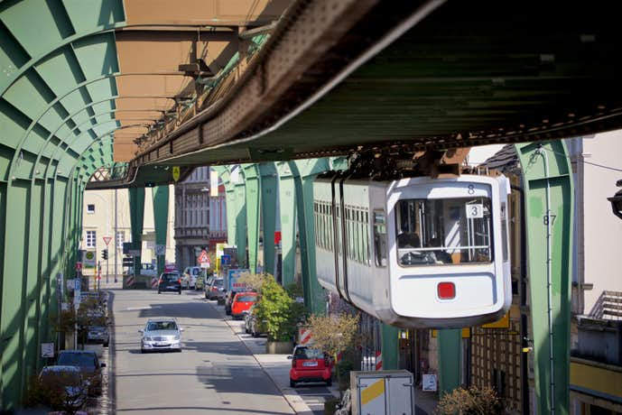 ドイツでおすすめの観光地はヴッパータール