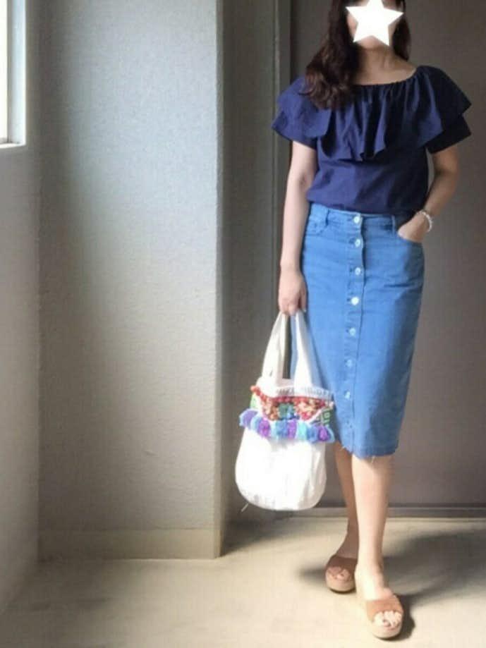 40代女性におすすめのお見合い服装コーデ2