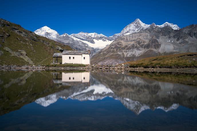 スイスでおすすめの観光地はシュヴァルツ湖