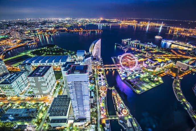 横浜みなとみらいでおすすめの観光地は横浜ランドマークタワー