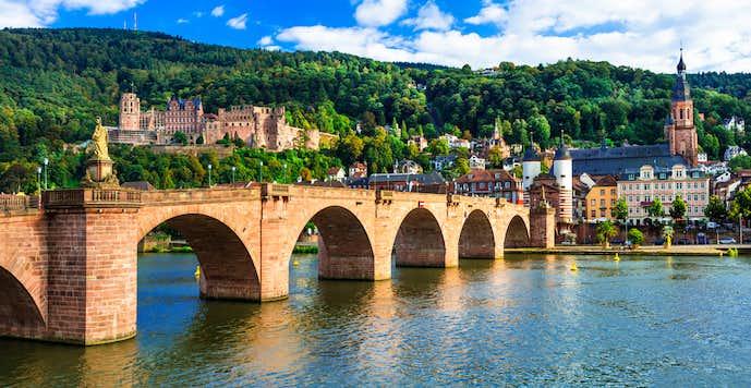 ドイツでおすすめの観光地はハイデルベルク