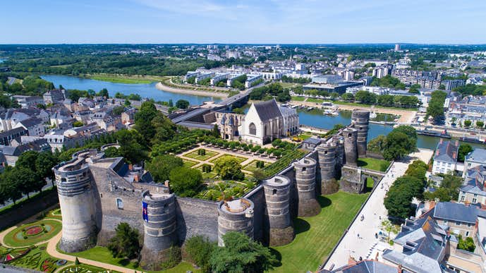フランスでおすすめの観光地はアンジェ