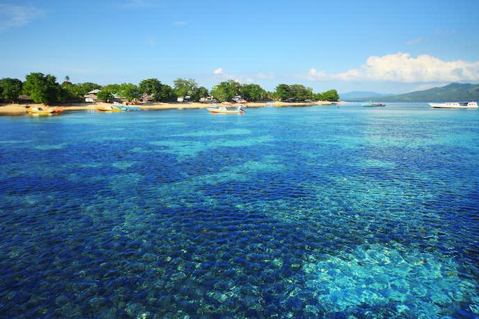 インドネシアでおすすめの観光地はBunaken national park