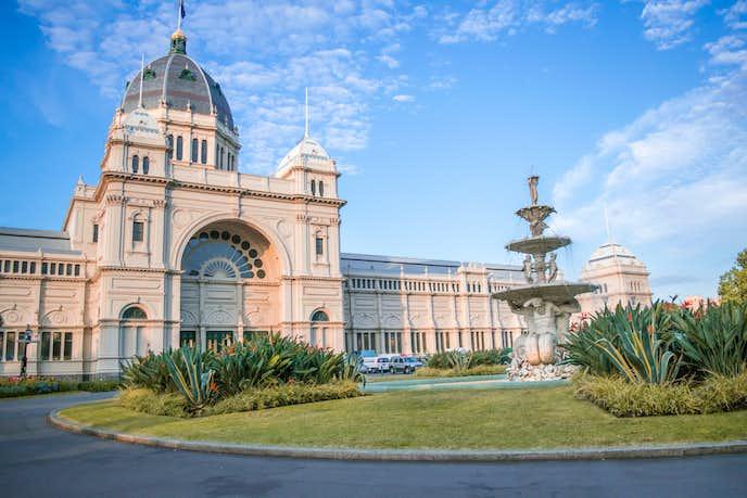 メルボルンでおすすめの観光地はカールトン庭園