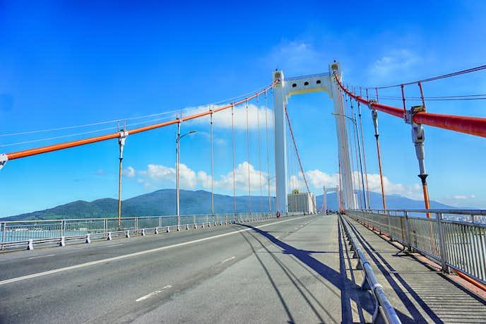 ダナンでおすすめの観光地はトアンフック橋