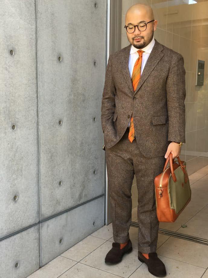 30代男性のお見合いの服装画像4
