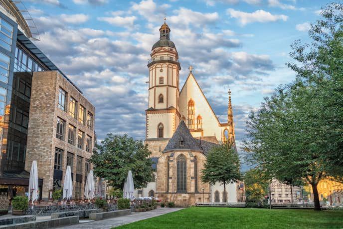 ドイツでおすすめの観光地はライプツィヒ