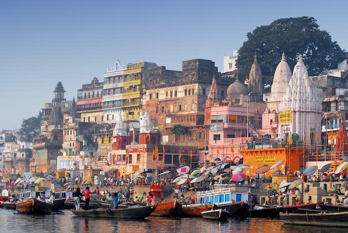 インドでおすすめの観光地はバラナシ