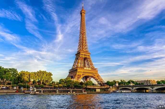 フランスでおすすめの観光地はパリ