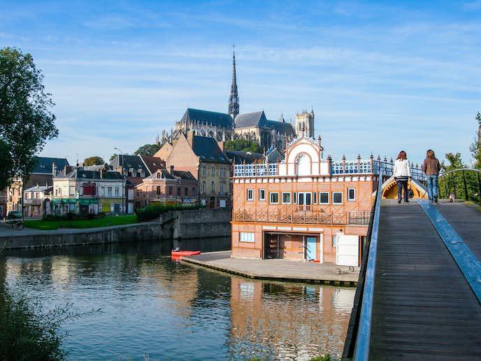 フランスでおすすめの観光地はアミアン